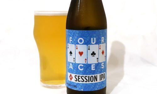 ベルギー ヘットネスト醸造所 Four Aces Session IPA