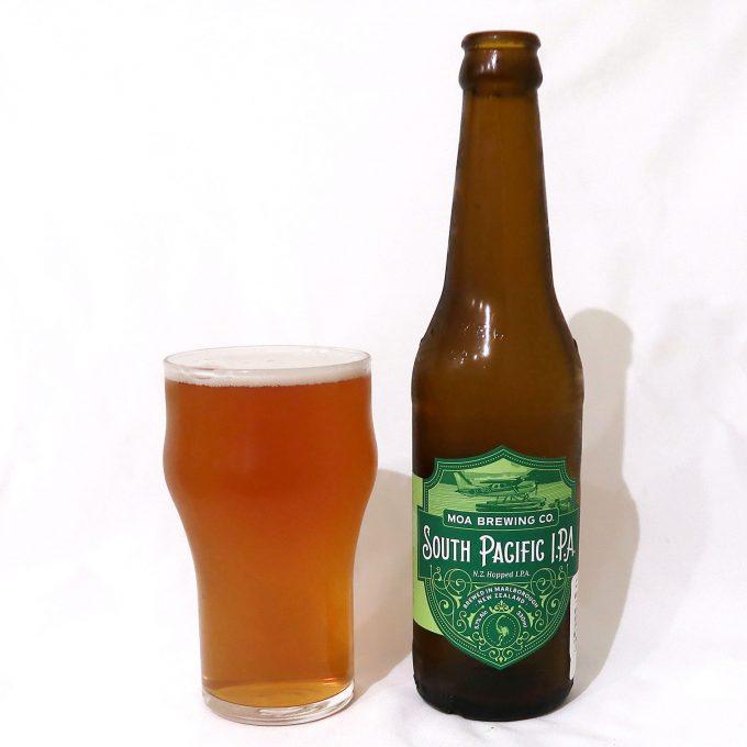 ニュージーランド Moa Brewing Company South Pacific IPA