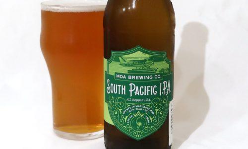 ニュージーランド モアブリューイング South Pacific IPA