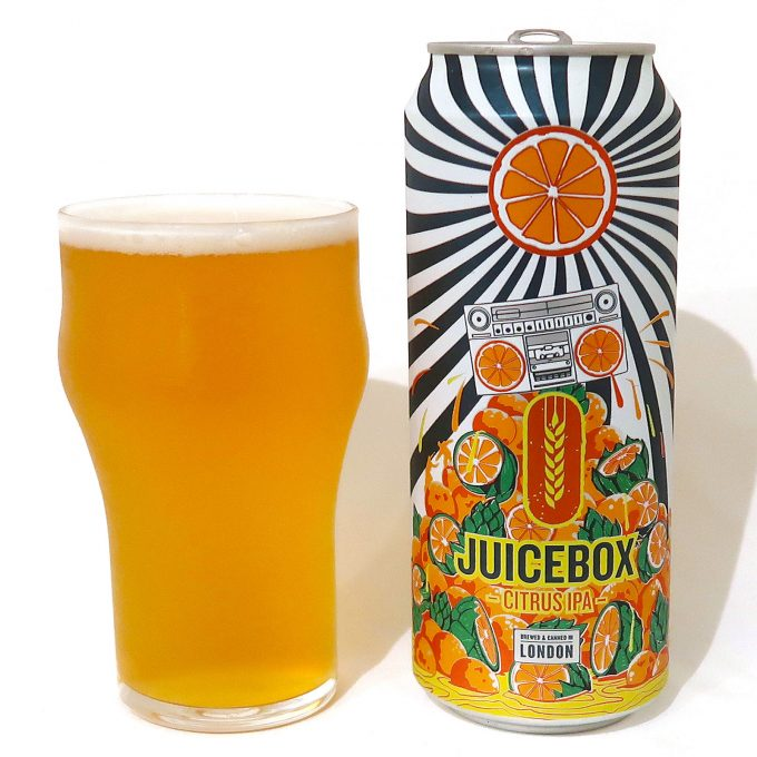 イギリス Fourpure Brewing Juicebox Citrus IPA
