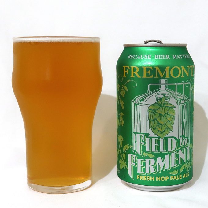 アメリカ Fremont Brewing Field to Ferment