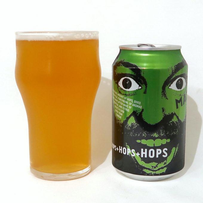 イギリス  Wild Beer Madness IPA
