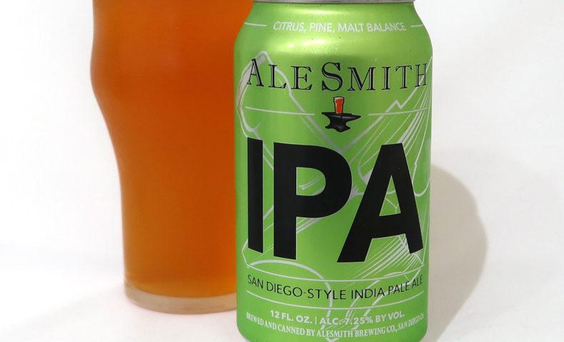 アメリカ AleSmith Brewing Company IPA