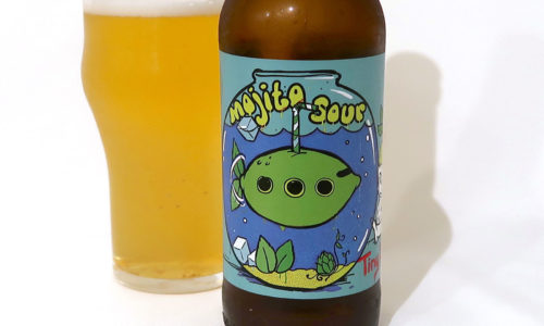 Tiny Rebel Brewing モヒートサワー