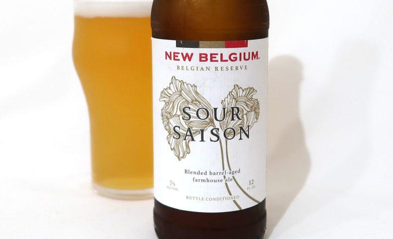 アメリカ New Belgium Brewing Sour Saison
