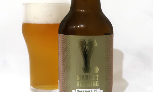 Y.MARKET BREWING Session I.P.L