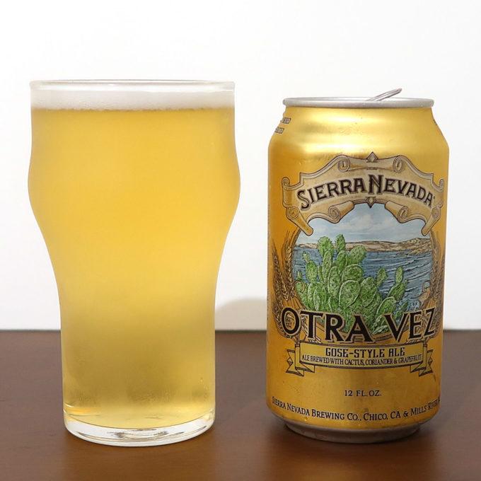 アメリカ Sierra Nevada Brewing Co. OTRA VEZ™ CACTUS & GRAPEFRUIT