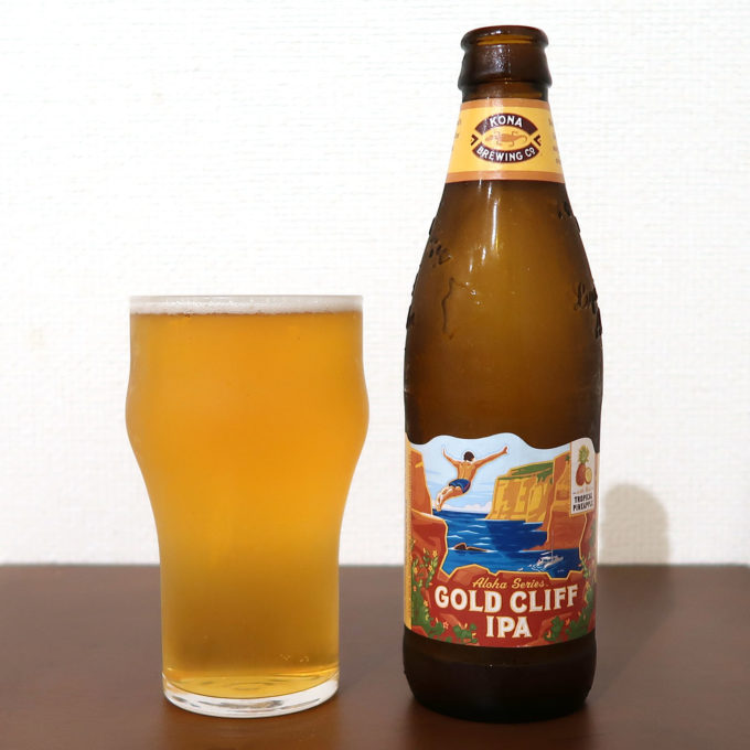 アメリカ Kona Brewing Co. GOLD CLIFF IPA