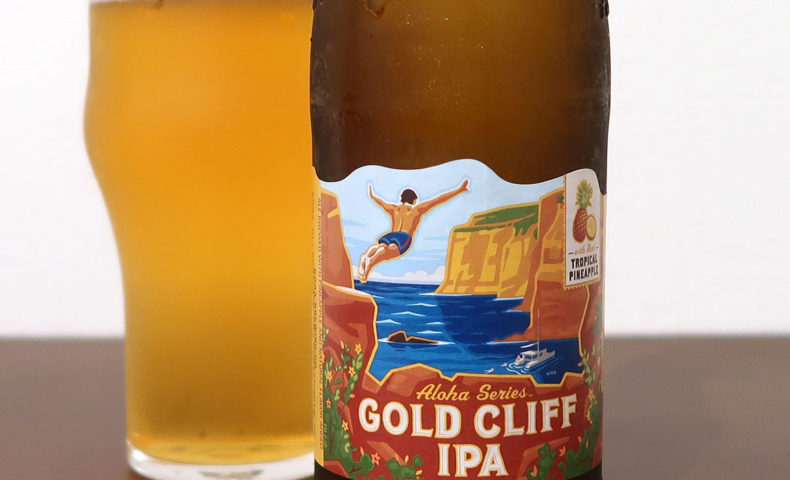 ハワイ Kona Brewing Co. GOLD CLIFF IPA