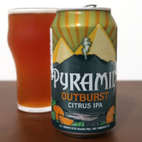アメリカ Pyramid Brewing Co. OUTBURST CITRUS IPA