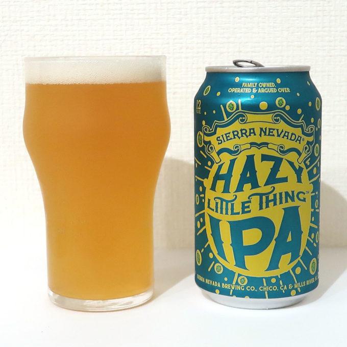アメリカ Sierra Nevada Brewing Co. Hazy Little Thing™ IPA