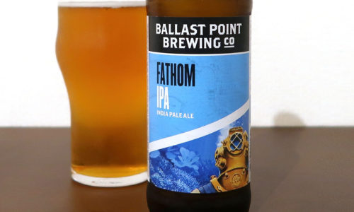 アメリカ Ballast Point Brewing FATHOM IPA
