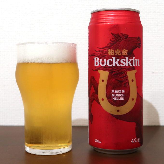 台湾 Buckskin Munich Helles