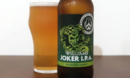 Joker IPA Williams Bros. Brewing Co.