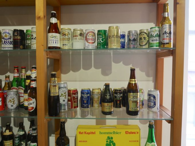 いろいろなビール