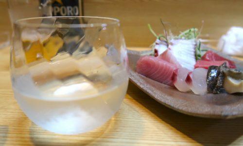 渋谷「神子元」で最高の魚、鴨、蕎麦をいただく