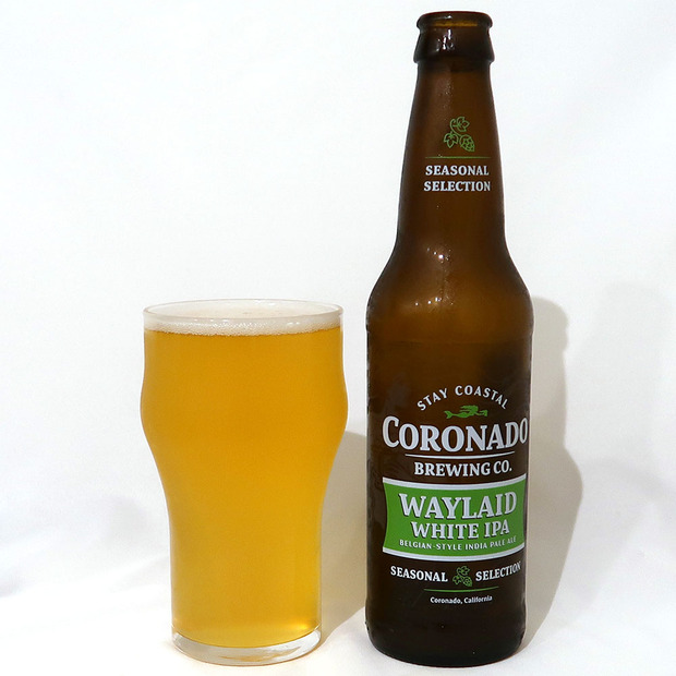 アメリカ Coronado Brewing Waylaid White IPA