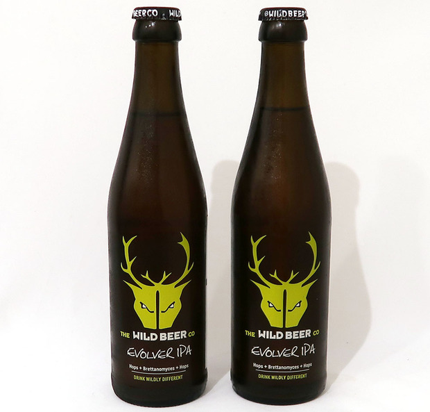 イギリス Wild Beer Co EVOLVER IPA ✕2
