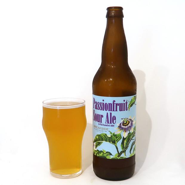 アメリカ Breakside Brewery Passionfruit Sour Ale