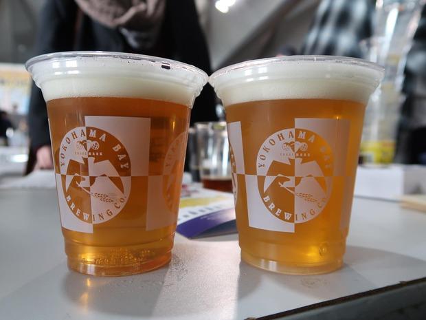 ベイブルーイングビール2種
