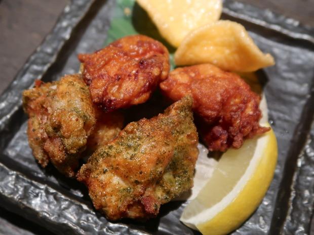 鶏もも唐揚げ(490円)