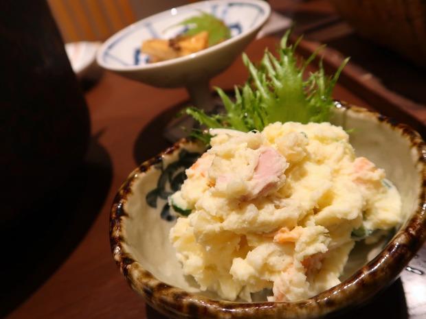 ポテトサラダ(420円)
