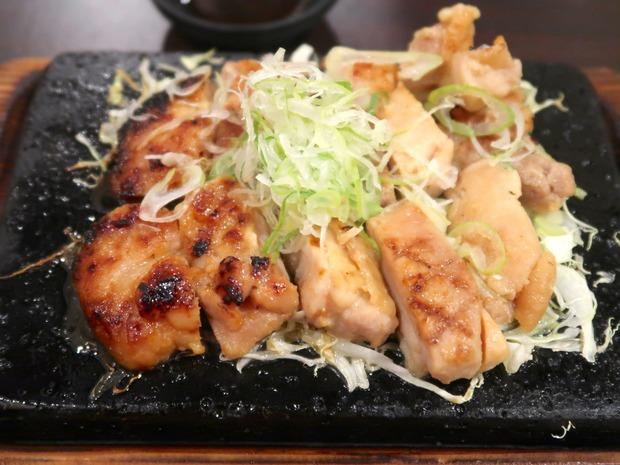 若鶏みそ焼(450円)
