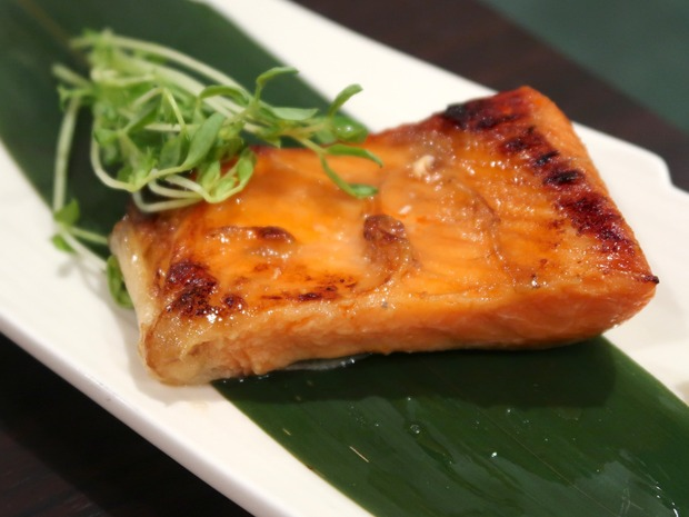 サワラ西京焼(480円)