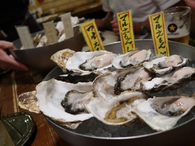 マルえもんカキ食べ比べセット・3種(1,350円)