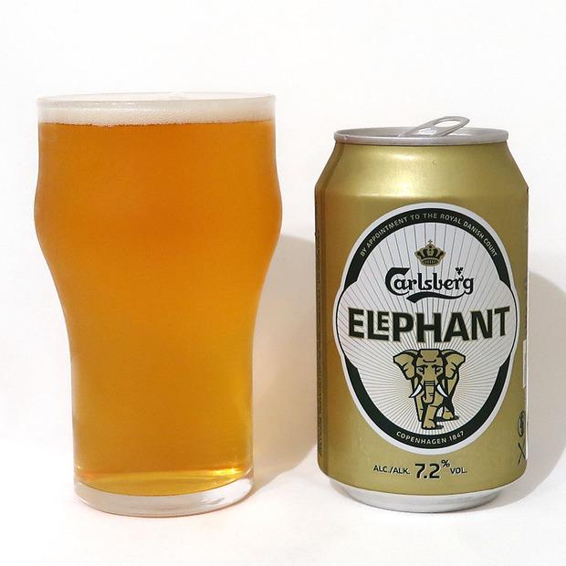 デンマーク Carlsberg ELEPHANT