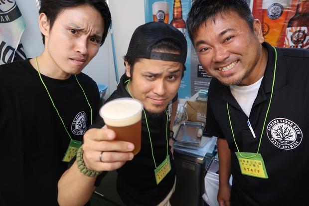 沖縄からさんごビール