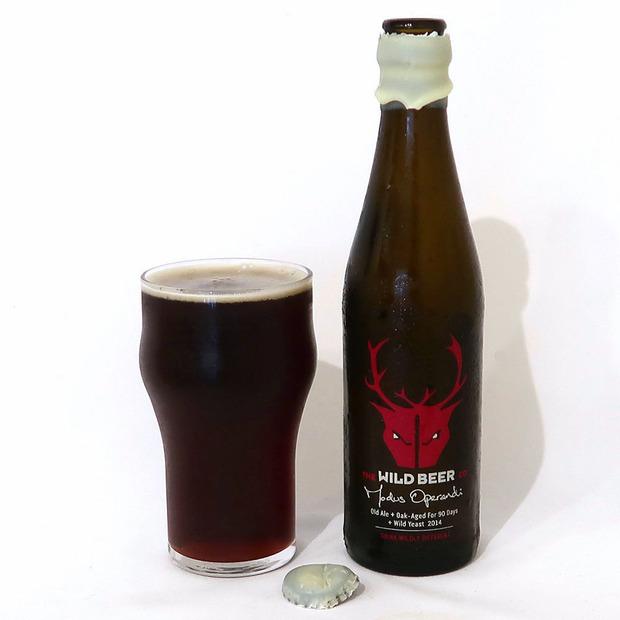 イギリス Wild Beer Co Modus Operandi(モーダス オペランディ)