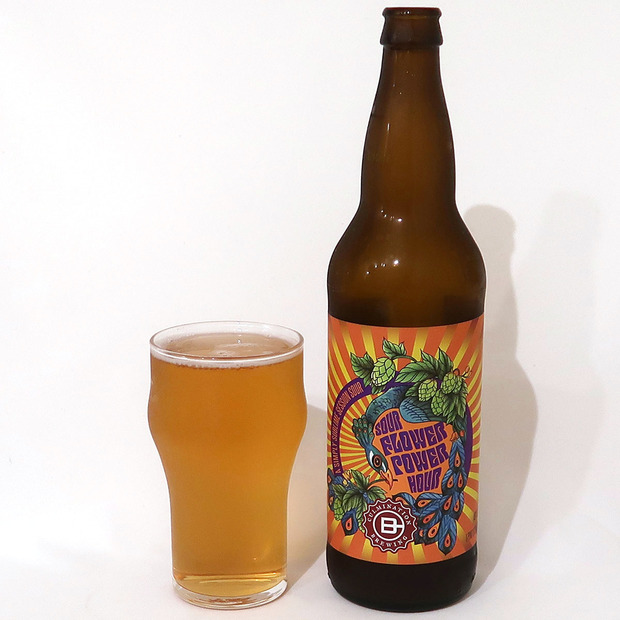 Culmination Brewing Sour Flower Power Hour