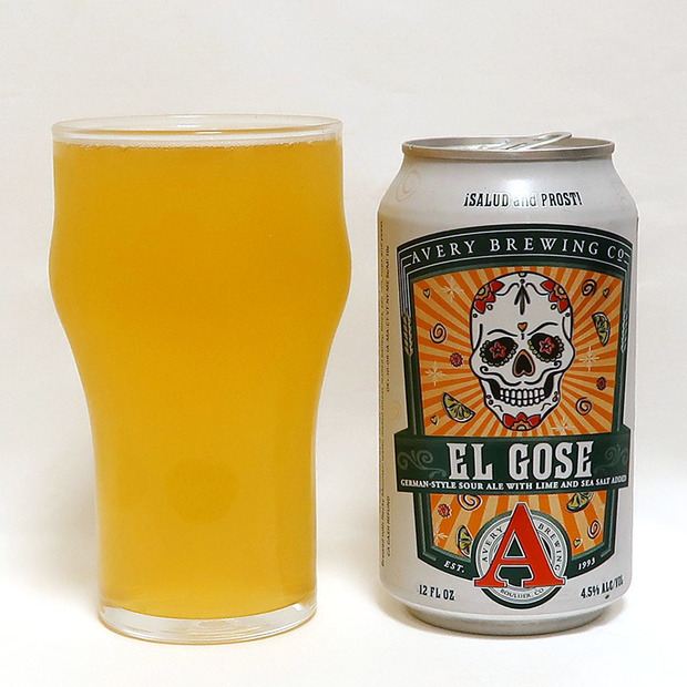 アメリカ Avery Brewing El Gose