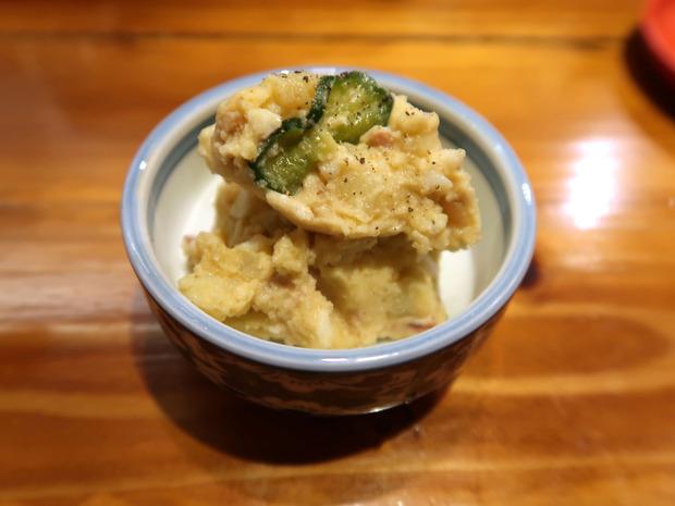 ポテトサラダ(250円)