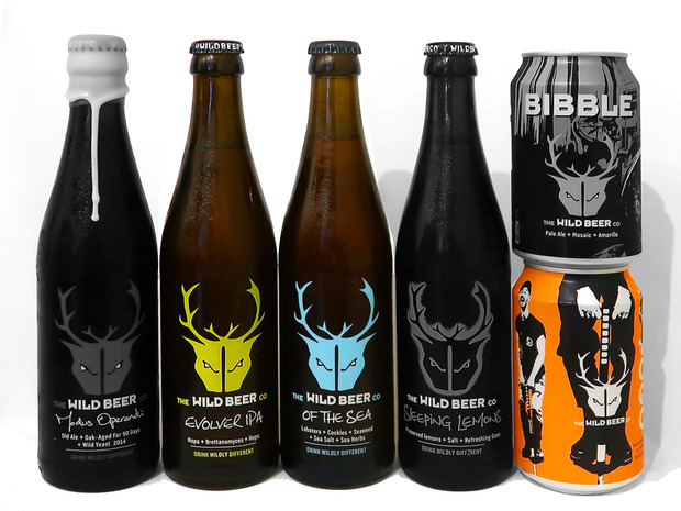 Wild Beer Co のビール