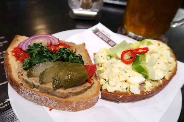 サンドイッチを追加!