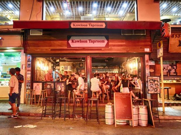 香港 Kowloon Taproom