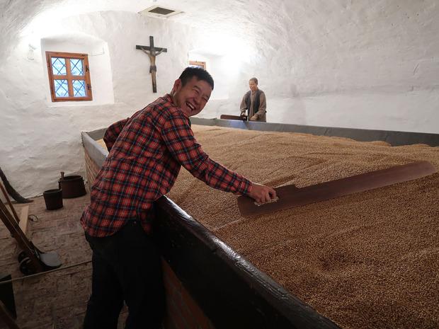 製麦体験?