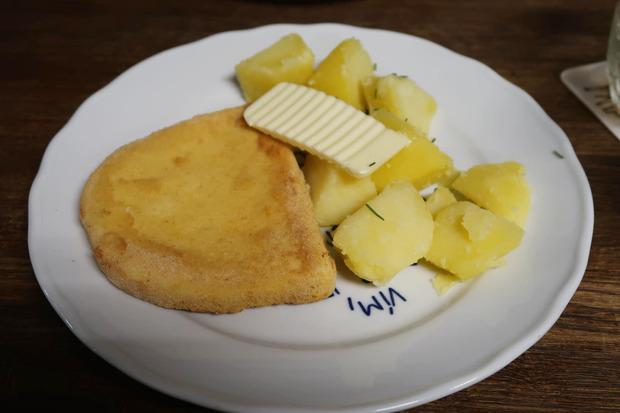 チーズフライ