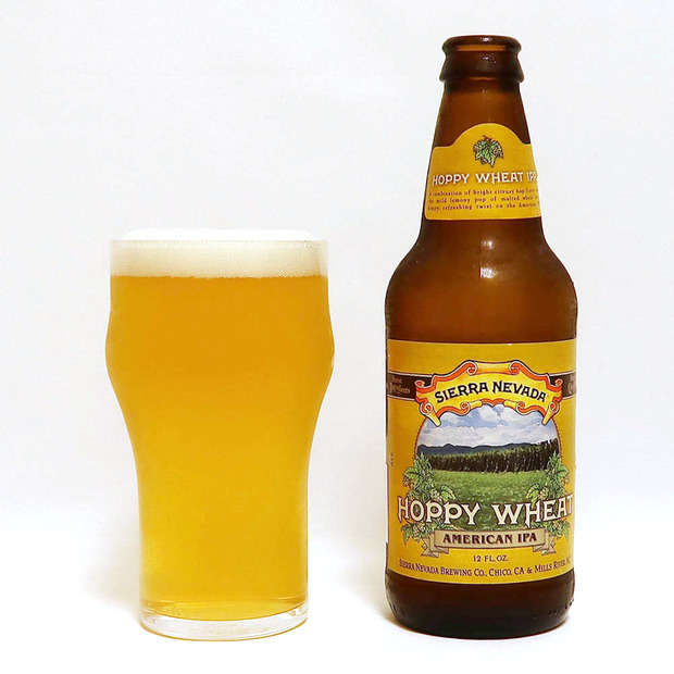 Sierra Nevada Brewing Hoppy Wheat IPA