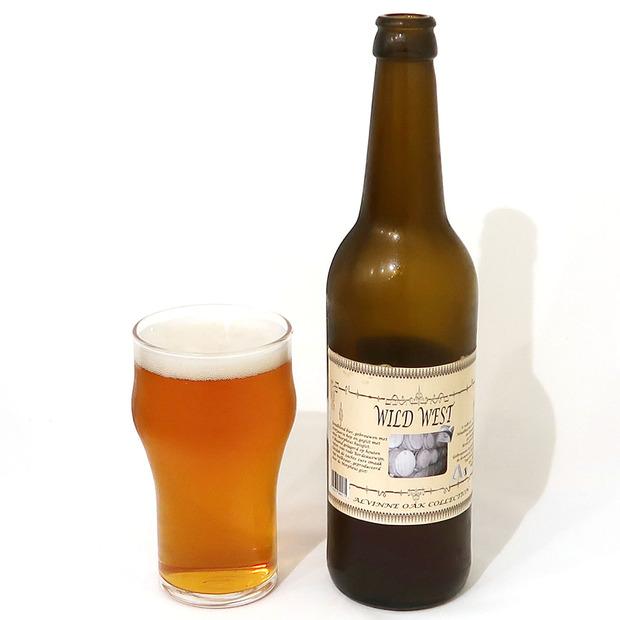 ベルギー Alvinne Brewery Wild West