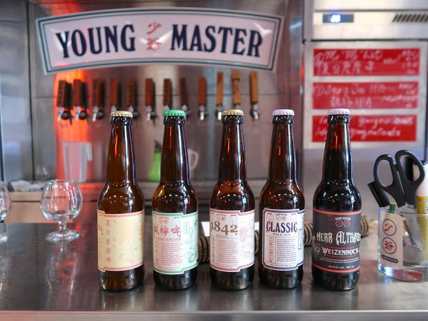 Young Master Ales