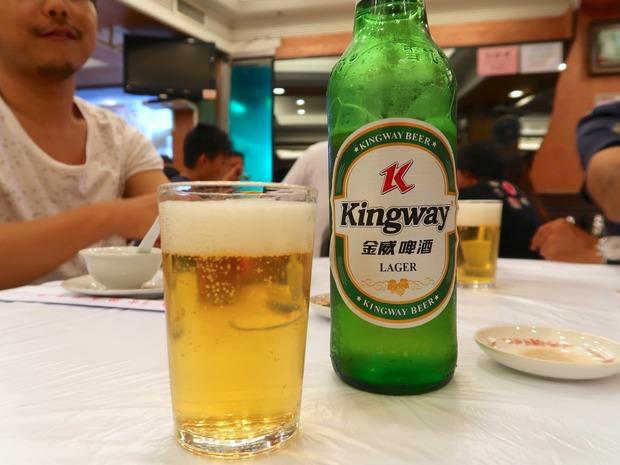 金威ビール